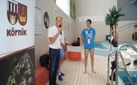 II Mistrzostwa Polski w szachach pod wodą otwarcie mistrzostw